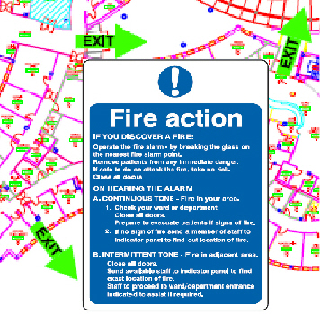 Healthfire  Fire Action Plans