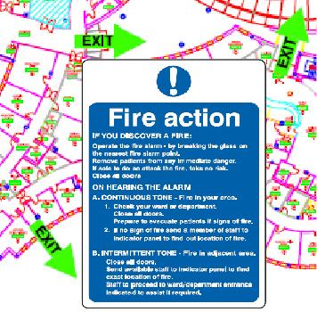 Healthfire Fire Action Plans